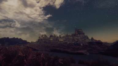 Whiterun in the morning