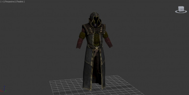 WiP Thalmor Battle  Mage Armor