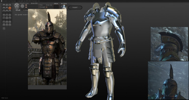 Emperors Wrath- TESO inspiried Imperial Armor