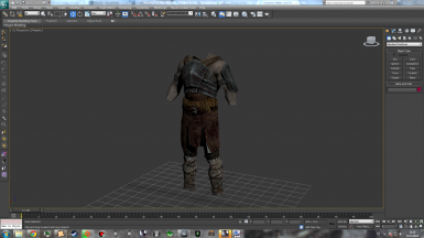 Ancient Nord Light Armor