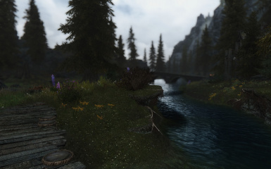 Cloudy Riverwood