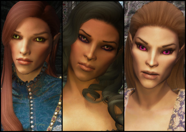 Bosmer Women