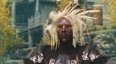 Kyirael with Dreads