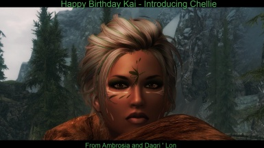 Happy Birthday Kai