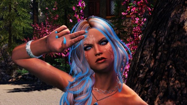 Floral Warpaints by SKyrimKnight 2013 - Coming Soon