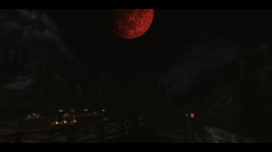 What an amazing moon