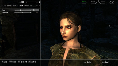 My Female Char