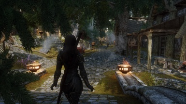 whiterun in a other setting