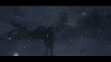 Snow and Dragons