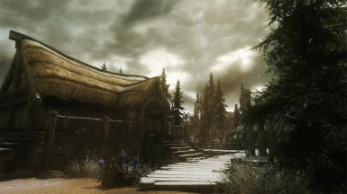 Morthal in Autumn