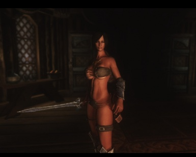 Huntress armor cbbe