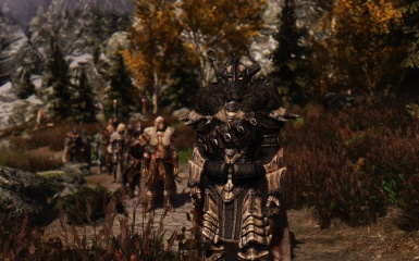 Follow the Dragonborn