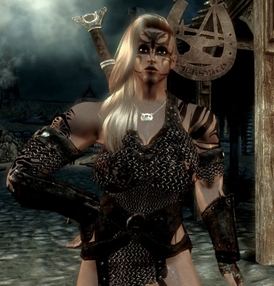Now this is a Nord Female
