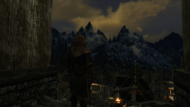 Skyrim - Real Vision ENB - Night