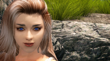 Krystal Close Up with New ENB