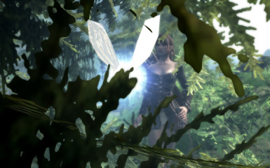 Skyrim is a fantasy game and nothing is impossible with fantasy
