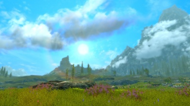 Skyrim in the Clearest Spring