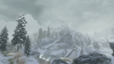 Overcast Windhelm