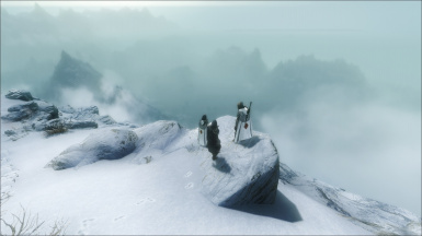 can not see Whiterun from High Hrothgar