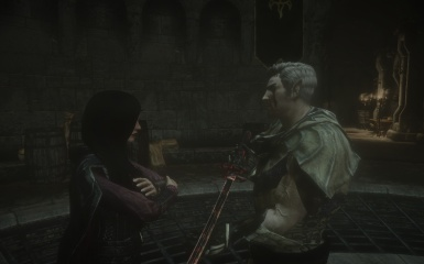 Serana and Sulmeldir