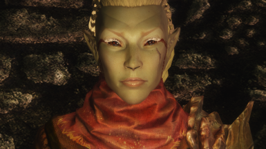 nameless albino dunmer