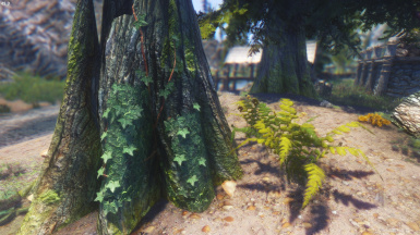 ENB supersampled ambient occlusion 2