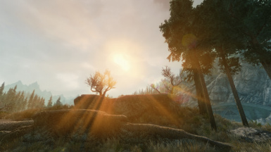 Solitude sunset 2