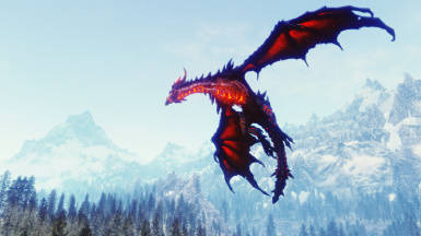 Deathwing Inspired Alduin