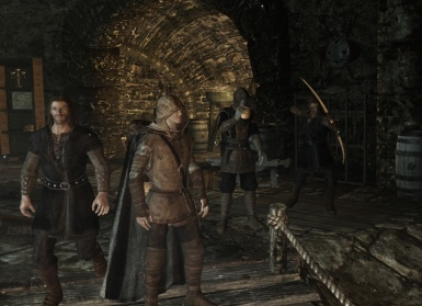 Thieves Guild Replacers