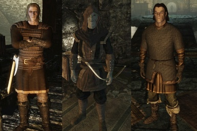 Thieves Guild Replacers--Men 2