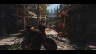 Catching up in Riverwood