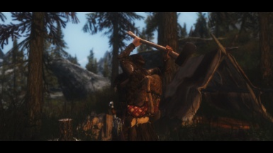 Surviving in Skyrim