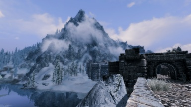 Windhelm Mountains