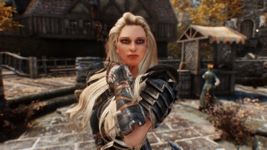 Mjoll The Lioness at Skyrim Nexus - mods and community  Mjoll The Lione...