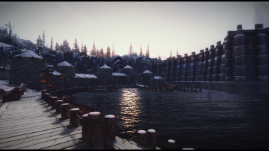 Winter on Solstheim