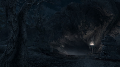 Entrance to Movarths Lair