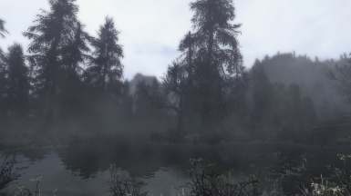 Getting Lost In Morthal Swamp
