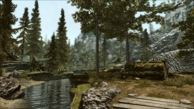 Riverwood Without ENB