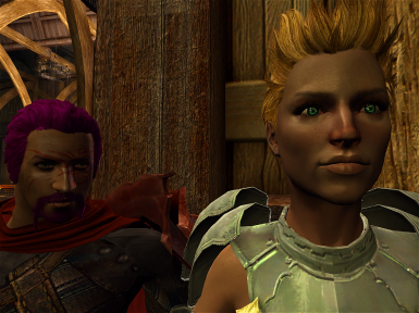 Dovahkiin and Mannequin