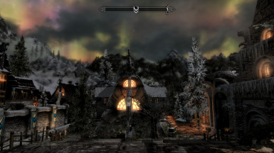 Windhelm by night 2