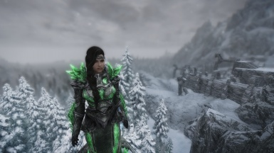 Seasons Of Skyrim ENB