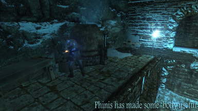 Phinis has made some-body useful