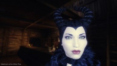 Maleficent at the White Phial