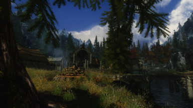 Peaceful day in Riverwood