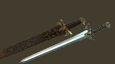 Passion never dies Sword wip