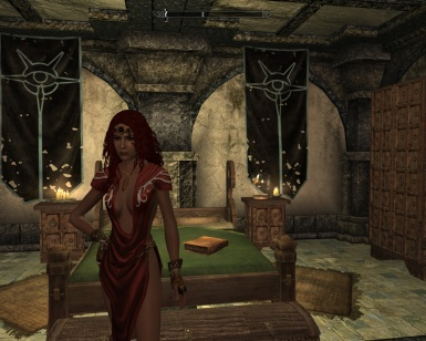 Scarlet The Sorceress