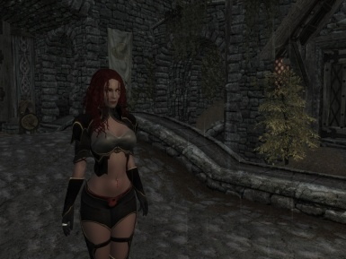 Scarlet The Sorceress - lady of the vampires