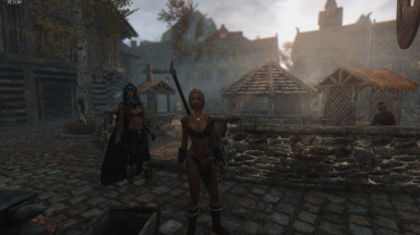 Rolling through Riften