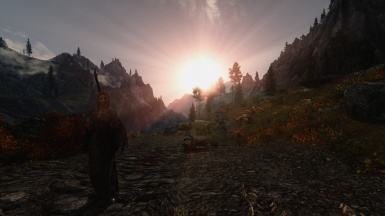 Another Skyrim morning