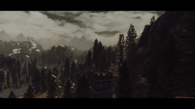 A view from Solitude